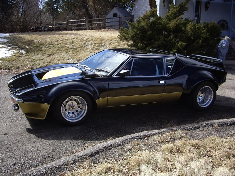 Muck S 1972 Detomaso Pantera Gts