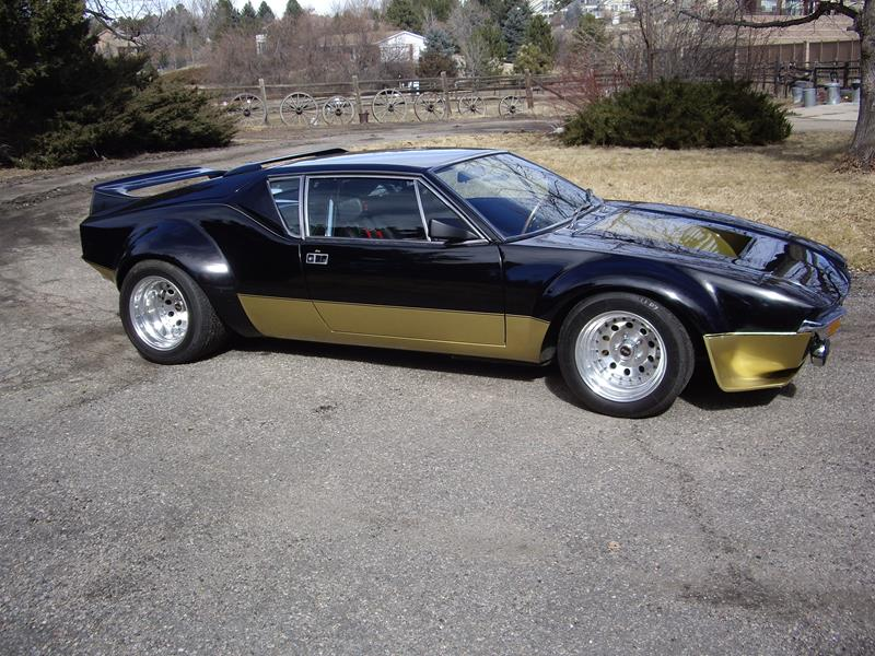 Pantera Car For Sale >> Muck's 1972 DeTomaso Pantera GTS
